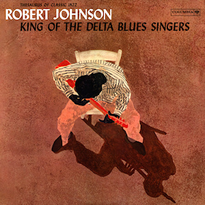 La copertina di King Of Delta Blues Singers